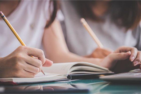 Alumnos de inglés curso para profesionales